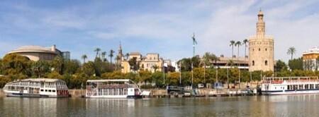 Triatlón Puerto de Sevilla