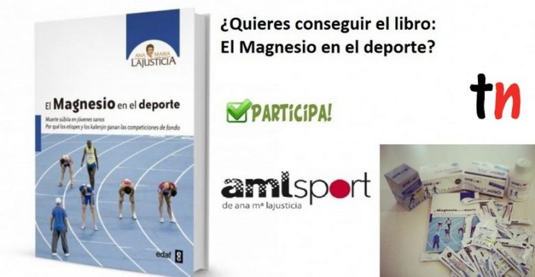 Photo of Do you want to get the book «Magnesium in sports?