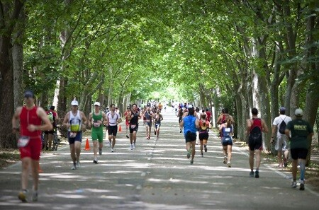 Triatlón Madrid