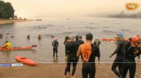 Photo of Video summary Triathlon Vitoria 2014