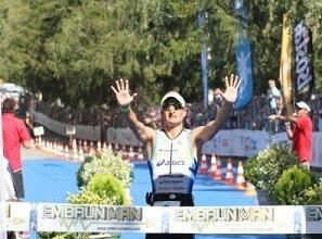 Marcel Zamora gana su quinto Embruman