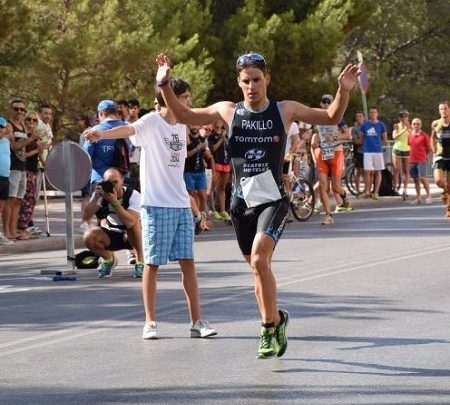 Photo of Pakillo wins the Hoces de Cuenca triathlon