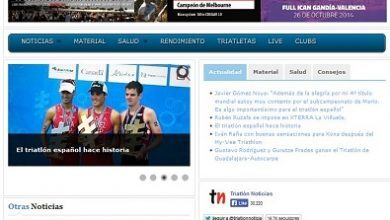 "Photo of ""Triathlon News"": a renewed website adapted to the news of the world of Triathlon"
