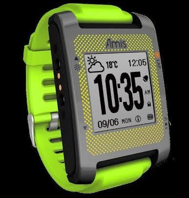 Bryton GPS Amis S640