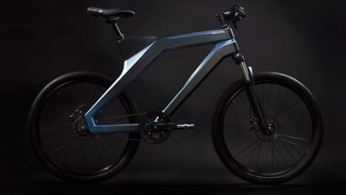 Photo of Dubike, the bike that generates its own electricity