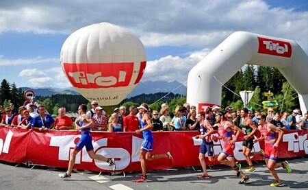 Kitzbühel Campeonato de Europa de Triatlón 2017