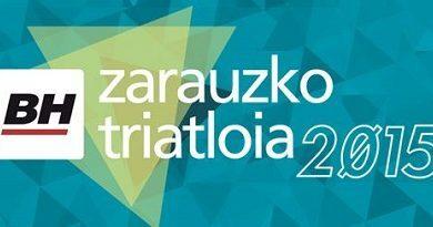 Photo of The XXIX edition of the 'BH Zarauzko Triatloia' will be held on June 13