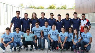 Photo of The scientific team of the University of Alicante