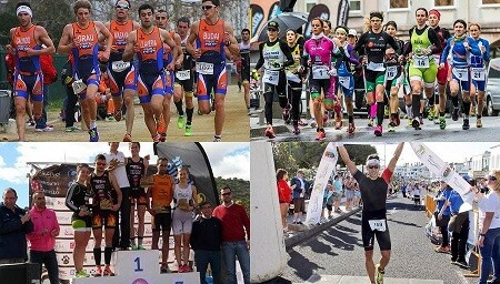 Photo of The skin of bull: pre and post weekly competitions: For the Canary Islands with triathlons ... and others dying of cold.