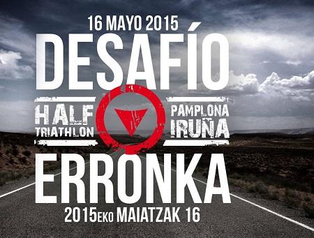 Half Triahtlon Pamplona