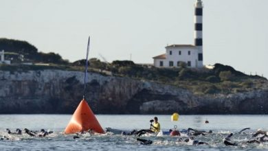 Photo of The Portocolom Triathlon turns XNUMX this Sunday