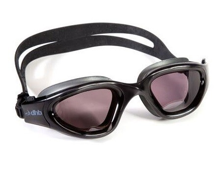 Photo of Swimming goggles with dhb Turbo polarized lenses