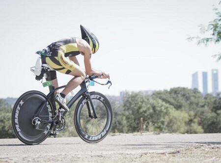 triatlón Media distancia Triathlon Series Madrid