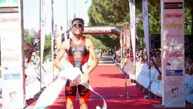 Photo of Samer Ali-Saad gana por octava vez el Triatlón de Sevilla