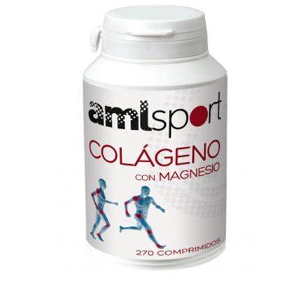 Colageno con magnesio de AMLSPORT