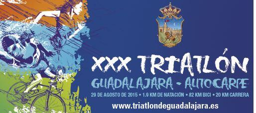Guadalajara Triathlon 2015