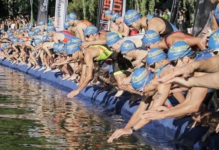 ŠKODA Triathlon Series Madrid