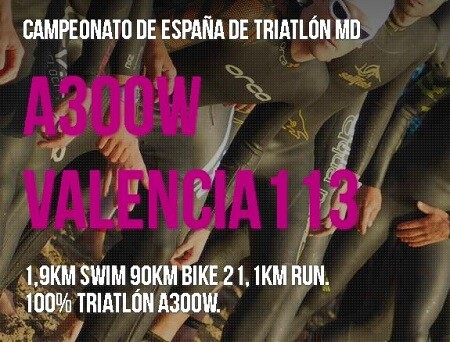 Photo of Valencia 113 hosts this weekend the Spanish Triathlon Championship MD