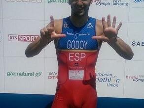 Cesc Godoy séptimo en el Campeonato de Europa de Triatlón en Ginebra