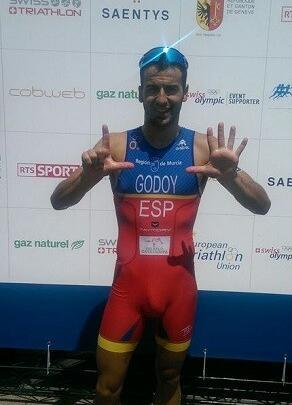 "Photo of Francesc Godoy ""It has been one of the best races I've ever done in my life"""