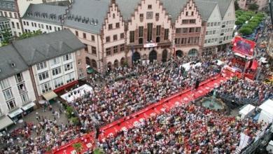 Photo of Follow Eneko Llanos and Miquel Blanchart live at the Ironman in Frankfurt