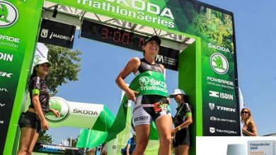Isdin Triathlon Series Madrid