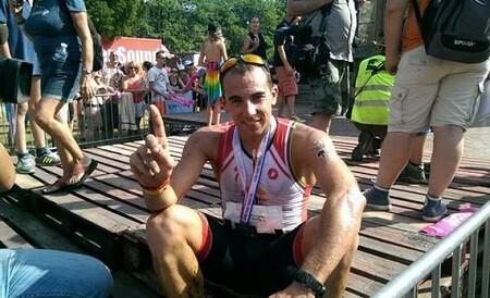 Rubén Ruzafa gana el Xterra Francia