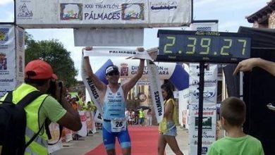 Alejandro Santamaría ganador del Pálmaces 2015