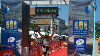 Photo of Raúl Amatriain wins the second edition of the Ribadesella Triathlon Festival