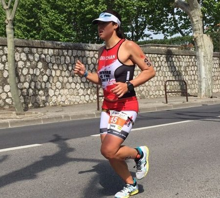 Judith Corachan, 3º en el Ironman 70.3 de Budapest