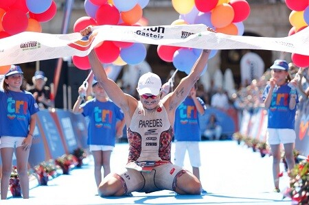 Diego Paredes atleta Skechers