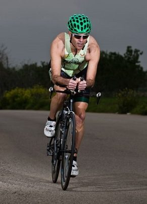 Jaume Vicens.director Triathlon Portocolom