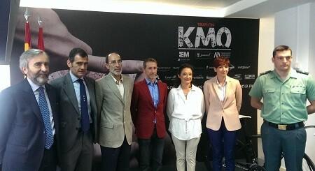 Presentación del Triatlón KM0 Madrid