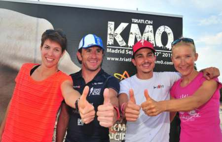 Photo of The KM0 Madrid Triathlon opens the doors of its Expo Zone in Madrid Río