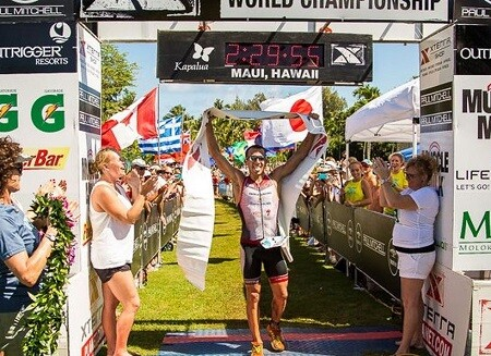 Photo of Less than a month for the Xterra World Championship