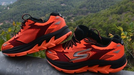 Test Skechers GOrun Ultra Road