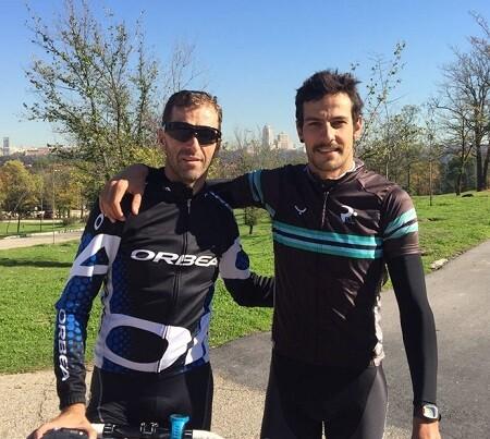 Dani Molina y Daniel Rodríguez de Personal Running