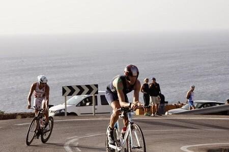 Triatlon Cabo gata