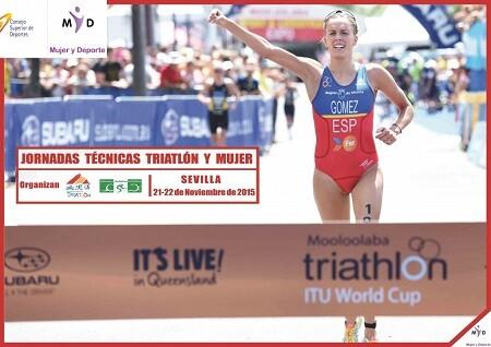 Triatlón y Mujer FETRI 2015