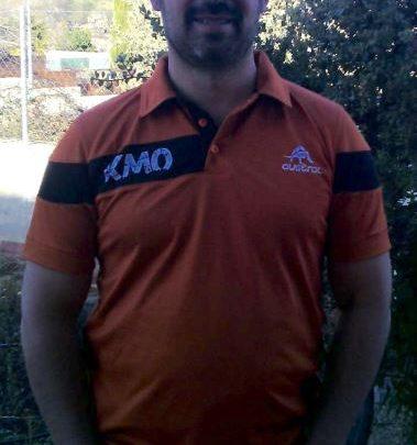 David Garcia director técnico del Triatlón KM0