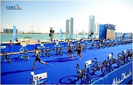 Series Mundiales de Abu Dhabi