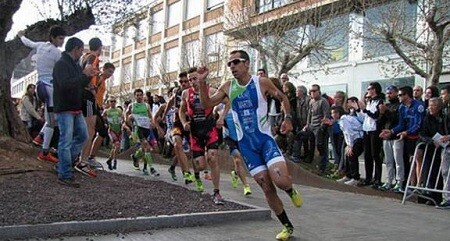 Photo of Soria will host the April 23 and 24 the Spanish Duathlon Championship for Teams and Relay
