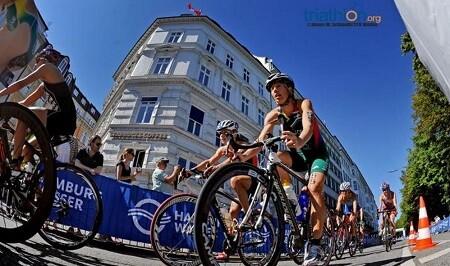 ITU Triathlon Hamburgo