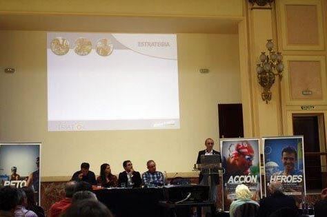 Asamblea de la FETRI 2012