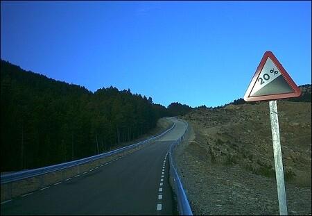 articulos_puertos-montana_FotoPradell 5 puertos de montaña muy duros para hacer en España Noticias ciclismo