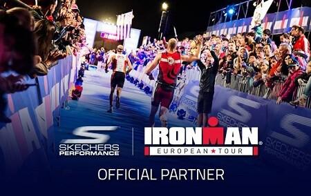 Skechers Performance oficial patner del Ironman European Tour