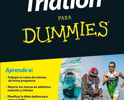 Triatlon Para Dummies Victor Corral