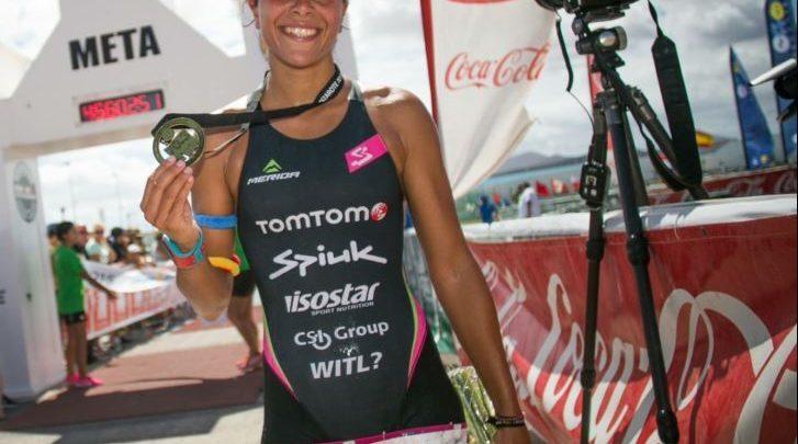 Saleta Castro Ironman Lanzarote