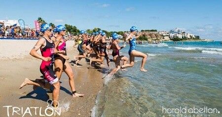 Photo of Teledeporte will offer a total of 25 Triathlon summaries.