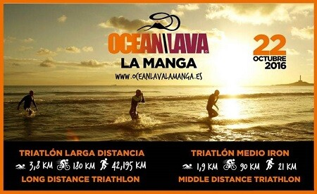 articulos_triatlonesmasrapidos_Oceanlava-Lamanga Dani Pérez y Alba Reguillo ganan el Desafío Doñana 2019 Noticias Triatlón